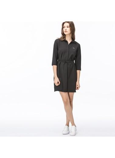 Lacoste Kadın  Elbise EF1938.38S Siyah